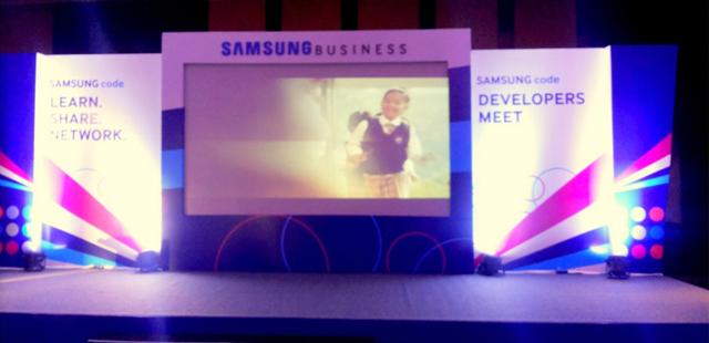 Samsung Meet 2015